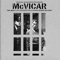 McVicar: Original Soundtrack Recording CD (1995) ***NEW*** Fast and FREE P & P