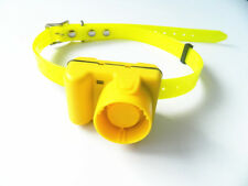 Collier seul CANIBEEP Radio Pro jaune , Hunting Dog Beeper Collar Hunter