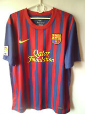 2011-12 Barcelona Home Shirt Jersey Trikot L