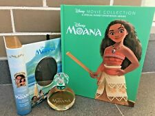 U GET BOTH Disney Storybook Collection Moana & Eau De Parfum 50ml Spray gift set