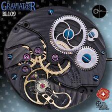 MOVEMENT GRAVIATOR BL109, COMPATIBLE ETA 6497, BLACK
