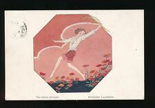 Posted World War I (1914-18) Collectable Children Postcards