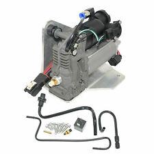Air Compressor Pump w/Relay for Land Rover Range Rover Sport LR3 LR4 5.0L NEW