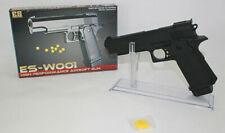 Erbsenpistole Spielzeugpistole Softair Kugelpistole Energie Max 0,49 Joule