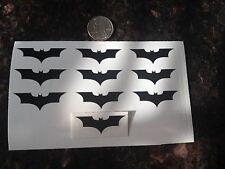 (10) Batman Dark Knight Vinyl Decal Stickers Window Car Truck Laptop Yeti Jeep