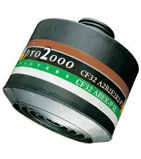 SCOTT Pro 2000 Filter CF32 AX-P3 RD 40mm Thread Gasmask Filter