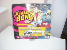1992 ERTL JAMES BOND JR - S.C.U.M HELICOPTER #1385