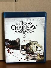 The Texas Chainsaw Massacre 2 (Blu-ray Disc) - Oop 💿