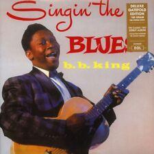 B.B. King SINGIN' THE BLUES (DOL935HG) 180g GATEFOLD Dol BB New Sealed Vinyl LP