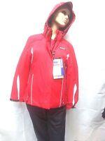 completo sci donna colmar tuta neve giacca + pantalone 2063s jewel rosso