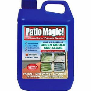 Patio Magic! Cleaner Concentrate