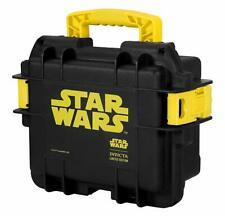 INVICTA STAR WARS 3 SLOT IMPACT CASE BOX YELLOW & BLACK-VERY RARE