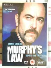 Murphy's Law - Series 1-5 - Complete (9-Disc Box Set) =VGC CERT 15 CRIME SERIES
