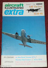Aircraft Illustrated Extra 11 RAF Far East 1939-45 Beaufort,P-47,RAF 31 Squadron