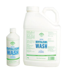 Barrier Revitalising Wash Spearmint & Peppermint Soothing Cooling No-Rinse