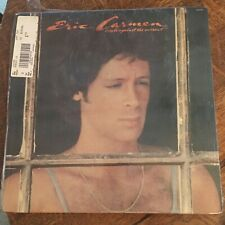 SEALED LP: ERIC CARMEN BOATS AGAINST THE CURRENT