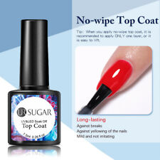 UR SUGAR Reflective Magnetic Gel Nail Polish Soak Off UV LED Holographics Silver