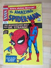 Amazing Spider-Man Annual 2 (1965) aus Spider-Man Komplett Schuber  Panini