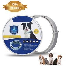 3× Dog Cat Flea And Tick Repellent 8 Month Anti Insect Collar Protection For Pet