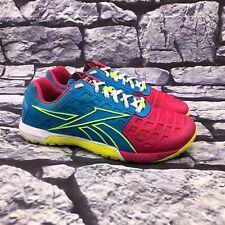 Reebok Crossfit Nano 3.0 Women's Multicolor Athletic Shoes Size 7