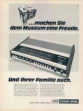 ITT-Schaub-Lorenz-III-1970-Reklame-Werbung-vintage print ad-Vintage Publicidad