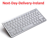 Wireless Ultra Thin Bluetooth Keyboard For Air ipad Mini Mac Computer PC Macbook