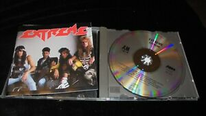 Extreme – Extreme A&M Europe CD metal hard rock