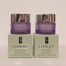 Clinique Take The Day Off Cleansing Balm 2 x 15ml Travel Size
