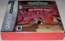 Pokemon Mystery Dungeon Red Rescue Team (Game Boy Advance) ..Sealed! Excellent!