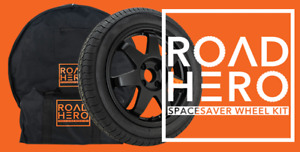 SPACE SAVER WHEEL KIT ROAD HERO RH110 NISSAN QASHQAI 2014 ONWARD