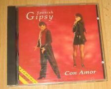CD - Spanish Gipsy, Con Amor, CD, fast Neu