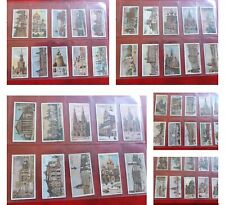 More details for cigarette cards gems of russian architecture 1917 50 cards w.d. & h.o. wills