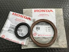 GENUINE OEM HONDA CIVIC ACURA RSX TSX FRONT AND REAR MAIN CRANKSHAFT SEAL