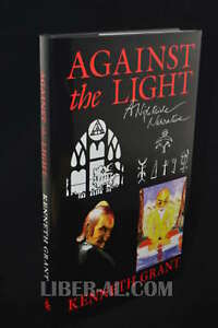 AGAINST THE LIGHT: A Nightside Narrative (Hardcover) - Kenneth Grant - Starfire