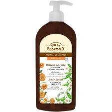 Green Pharmacy BODY LOTION - Calendula & Green Tea Herbal Care 500ml