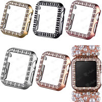 Cover for Apple Watches iWatch Protective Face Bumper Case 38mm 42mm 40mm 44mm