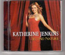(HM742) Katherine Jenkins, Second Nature - 2004 CD