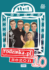 Rodzinka.pl - Sezon 10 - Box (2 DVD) Patrick Yoka (Shipping Wordwide) Polish