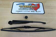 2008-2010 Grand Caravan Town & Country Rear Wiper Arm Cap and Blade Mopar OEM