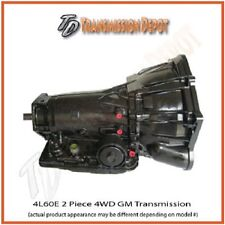 4L60E Transmission Stock Replacement  4x4 (1998 - 2004)