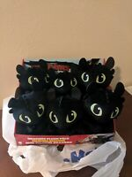 How to Train Your Dragon Toothless Plush - NEW w/tags, TOYS R US EXCLUSIVE