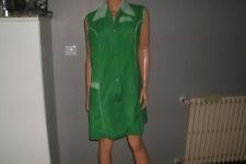 blouse nylon  nylon kittel nylon overall   N° 3830  T44