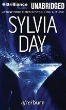 Afterburn by Sylvia Day (2013, MP3 CD, Unabridged)