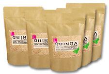 Quinoa weiß 5kg, (5 x 1kg) Sparpaket. Gesunder Korn der Inka