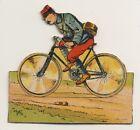 IMAGE CARD DECOUPIS WWI 14 18 RÉGIMENT Estafette Cyclistes