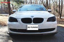 Frontlippe Frontspoilerlippe BMW E60 E61 08-10Bj. für Standart Stoßstange+Kleber