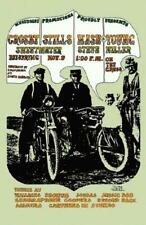 CSNY NEIL YOUNG SANTA BARBARA 1970 CONCERT POSTER