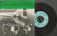 Vinyl Single 45, Les Rossignolets EP Chanson de Solveig / Jericho  ( France)