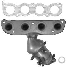 Exhaust Manifold with Integrated fits 2009-2012 Nissan Sentra  AP EXHAUST W/FEDE