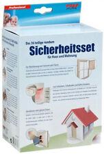Reer Sicherheitsset 36 teilig Steckdosenschutz Schrankschloss Eckschutz 7736